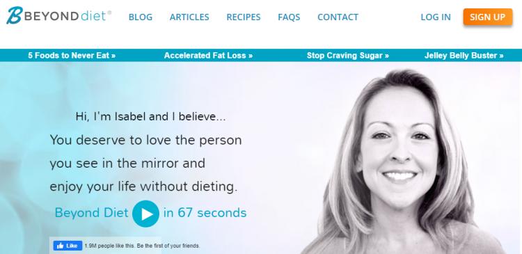 beyond diet logo